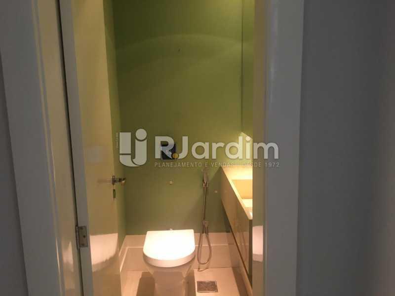 Lavabo - Apartamento Leblon 4 Quartos Aluguel - LAAP40852 - 4