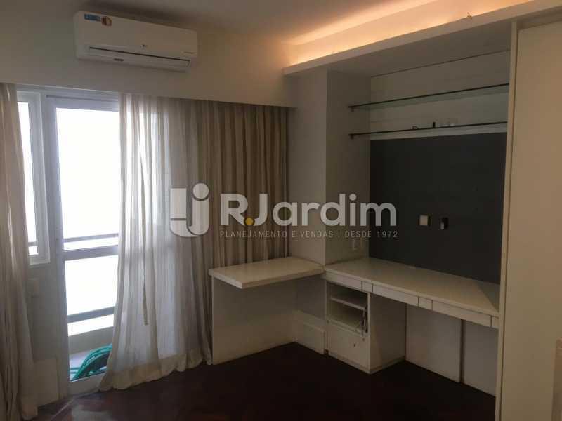 Suite 1 - Apartamento Leblon 4 Quartos Aluguel - LAAP40852 - 8