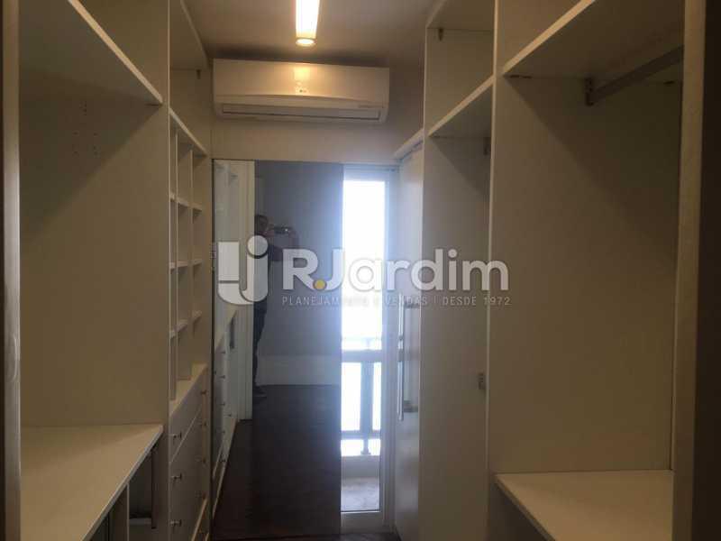 Suite Master - Apartamento Leblon 4 Quartos Aluguel - LAAP40852 - 12