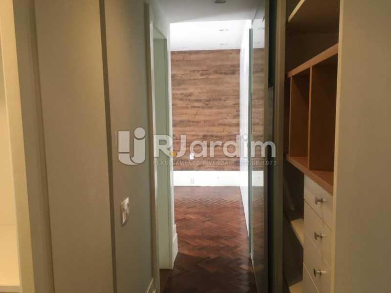 Circulação - Apartamento Leblon 4 Quartos Aluguel - LAAP40852 - 6