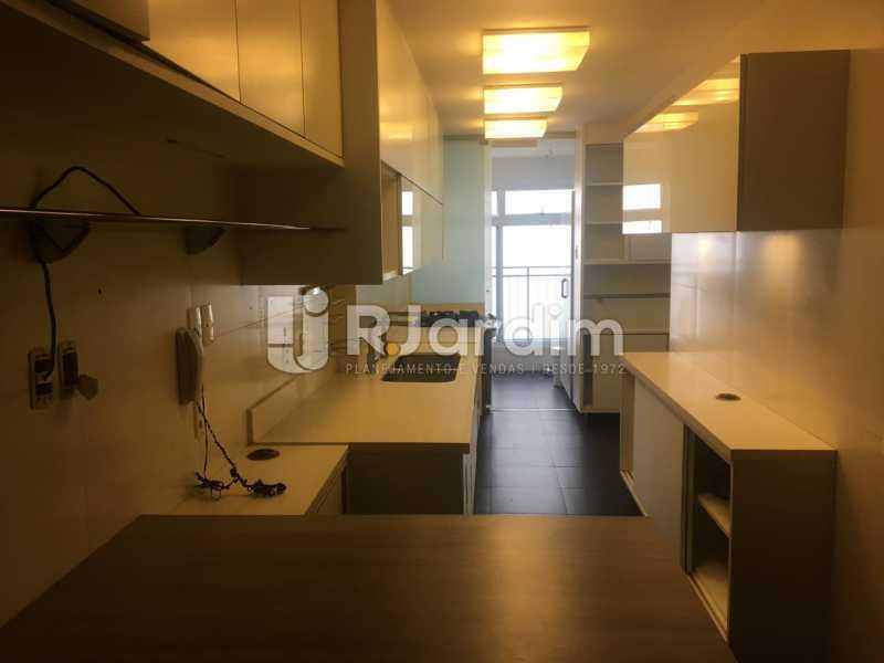 Copa-cozinha - Apartamento Leblon 4 Quartos Aluguel - LAAP40852 - 17