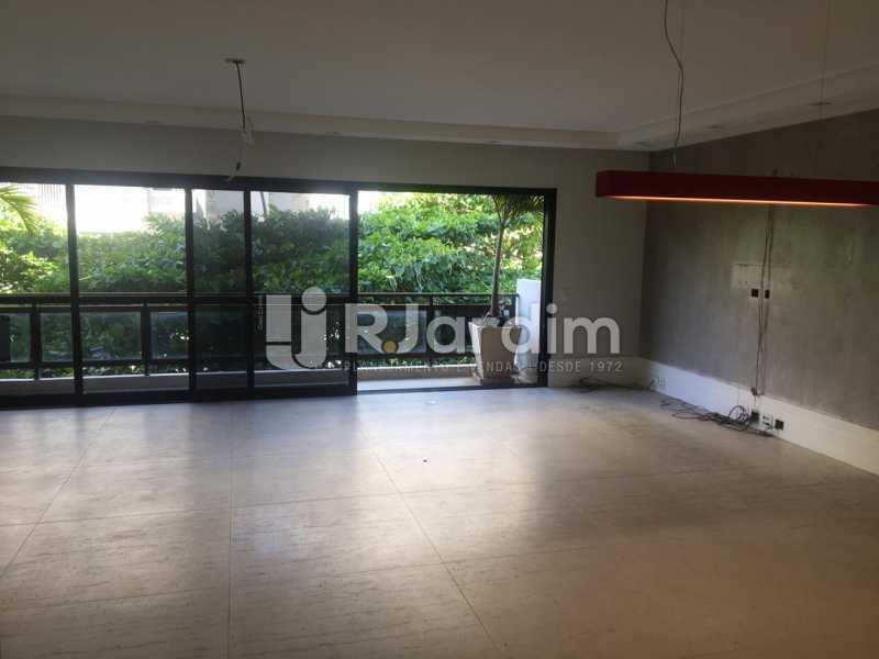 Salão - Apartamento Leblon 4 Quartos Aluguel - LAAP40852 - 1