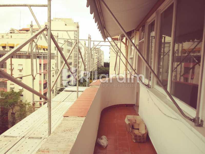 1 - Apartamento para alugar Rua Constante Ramos,Copacabana, Zona Sul,Rio de Janeiro - R$ 2.800 - LAAP21693 - 1