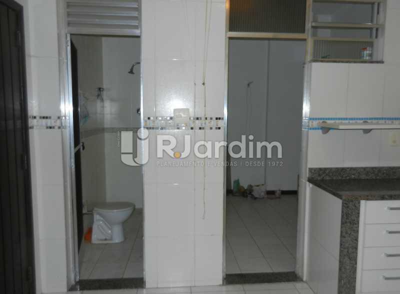 dependência - Apartamento Copacabana 3 Quartos Aluguel Administração Imóveis - LAAP32367 - 24