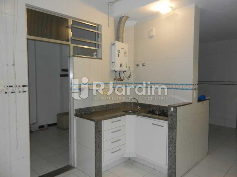 área - Apartamento Copacabana 3 Quartos Aluguel Administração Imóveis - LAAP32367 - 25
