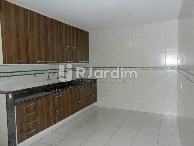 copa-cozinha - Apartamento Copacabana 3 Quartos Aluguel Administração Imóveis - LAAP32367 - 27