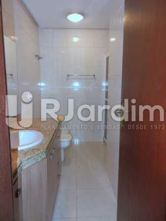 banheiro - Apartamento Copacabana 3 Quartos Aluguel Administração Imóveis - LAAP32367 - 10