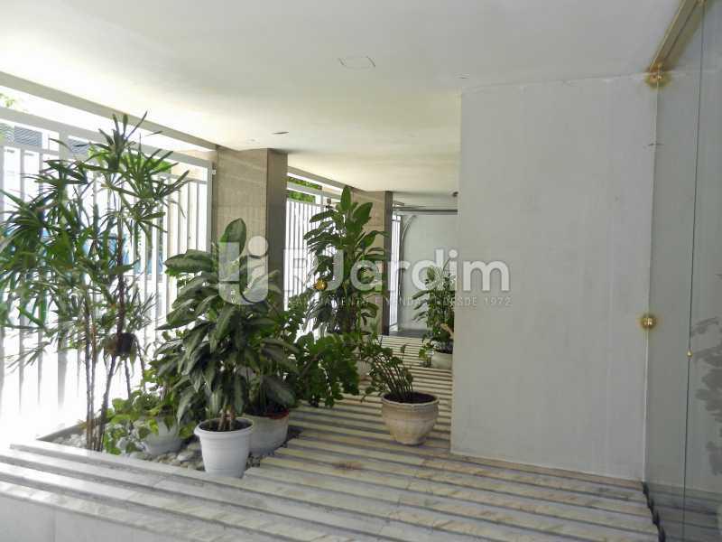portaria - Apartamento Copacabana 3 Quartos Aluguel Administração Imóveis - LAAP32367 - 30