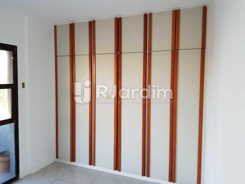 Quarto com armário - Apartamento à venda Avenida Lúcio Costa,Barra da Tijuca, Zona Oeste - Barra e Adjacentes,Rio de Janeiro - R$ 578.000 - LAAP10426 - 13