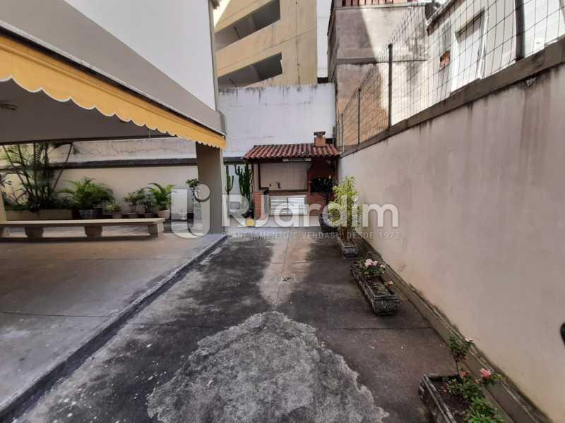 Gonzagaga Churrasqueira. - Apartamento Rua Gonzaga Bastos,Vila Isabel, Zona Norte - Grande Tijuca,Rio de Janeiro, RJ À Venda, 1 Quarto, 56m² - LAAP10427 - 7