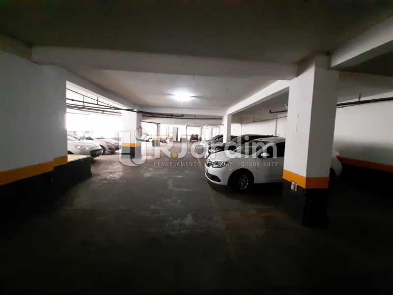 Gonzaga Bastos garagem. - Apartamento Rua Gonzaga Bastos,Vila Isabel, Zona Norte - Grande Tijuca,Rio de Janeiro, RJ À Venda, 1 Quarto, 56m² - LAAP10427 - 13
