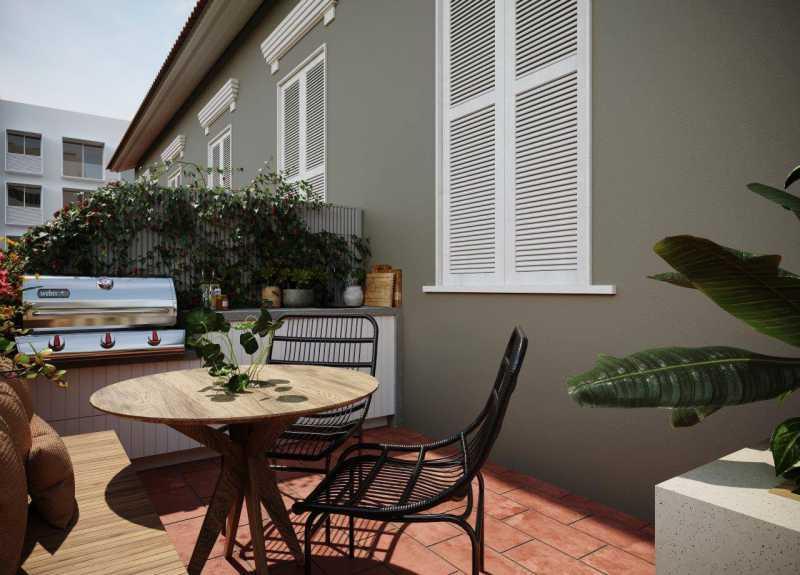 02_garden_101_rev02 - Apartamento Jardim Botânico, Zona Sul,Rio de Janeiro, RJ À Venda, 1 Quarto, 34m² - LAAP10428 - 10