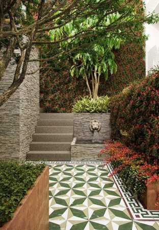 12_acesso_ed_novo_rev01 - Apartamento Jardim Botânico, Zona Sul,Rio de Janeiro, RJ À Venda, 1 Quarto, 34m² - LAAP10428 - 9