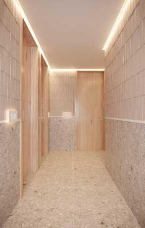15_hall_tipo_rev03 - Apartamento Jardim Botânico, Zona Sul,Rio de Janeiro, RJ À Venda, 1 Quarto, 34m² - LAAP10428 - 20