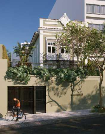 16_fachada_ed_antigo_diurna_re - Apartamento Jardim Botânico, Zona Sul,Rio de Janeiro, RJ À Venda, 1 Quarto, 34m² - LAAP10428 - 1