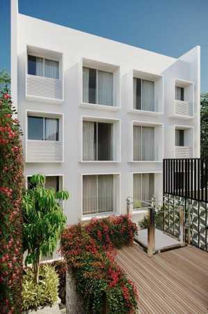 18_fachada_ed_novo_diurna_rev0 - Apartamento Jardim Botânico, Zona Sul,Rio de Janeiro, RJ À Venda, 1 Quarto, 34m² - LAAP10428 - 3