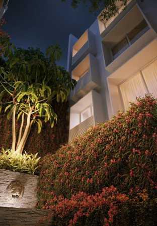19_fac_noturna_rev00 - Apartamento Jardim Botânico, Zona Sul,Rio de Janeiro, RJ À Venda, 1 Quarto, 34m² - LAAP10428 - 8
