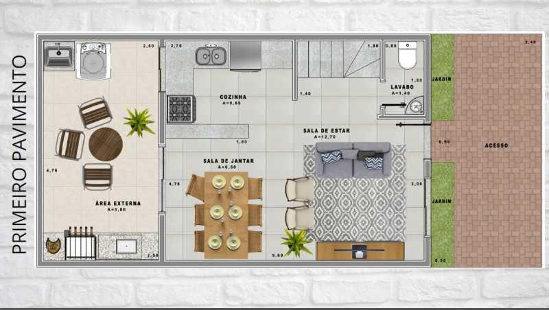 summervillemeierrjardim2quarto - Casa em Condomínio 2 quartos à venda Méier, Rio de Janeiro - R$ 299.513 - LACN20003 - 6