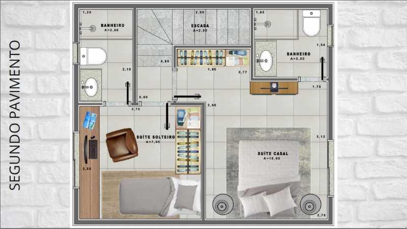 summervillemeierrjardim2quarto - Casa em Condomínio 2 quartos à venda Méier, Rio de Janeiro - R$ 299.513 - LACN20003 - 7