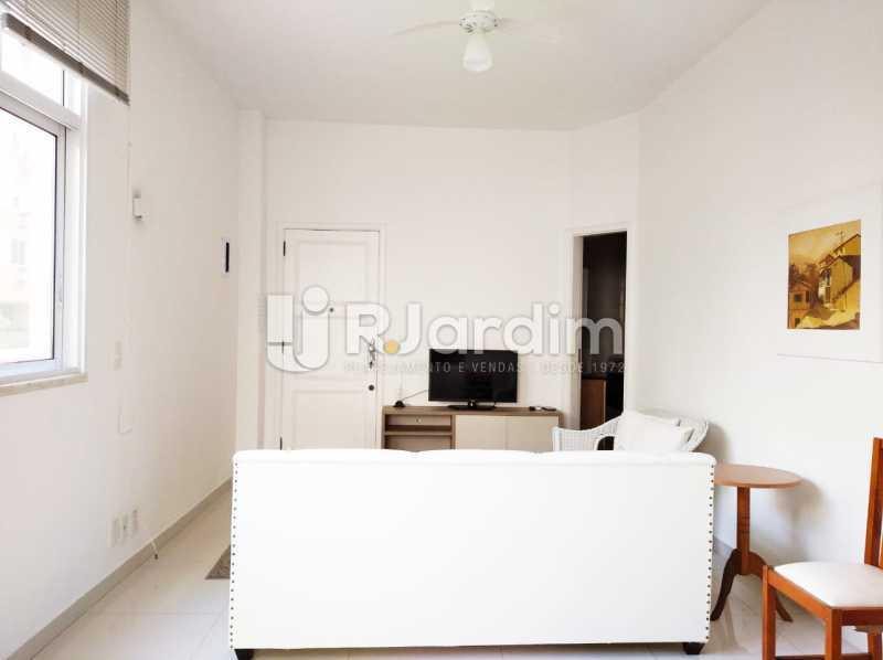 sala - Apartamento para alugar Avenida Rainha Elizabeth da Bélgica,Copacabana, Zona Sul,Rio de Janeiro - R$ 3.400 - LAAP32388 - 4