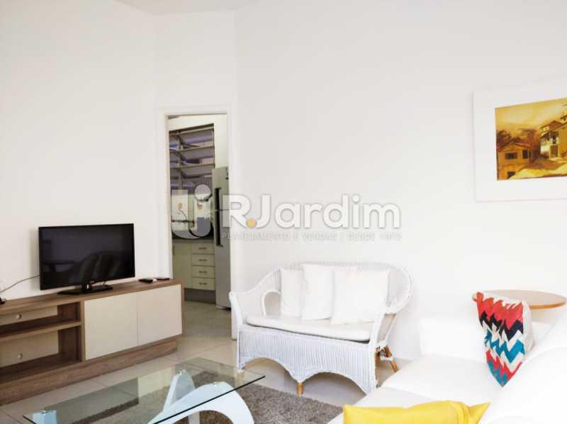 sala - Apartamento para alugar Avenida Rainha Elizabeth da Bélgica,Copacabana, Zona Sul,Rio de Janeiro - R$ 3.400 - LAAP32388 - 3