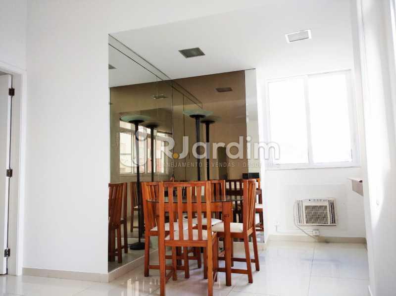 sala de estar - Apartamento para alugar Avenida Rainha Elizabeth da Bélgica,Copacabana, Zona Sul,Rio de Janeiro - R$ 3.400 - LAAP32388 - 5