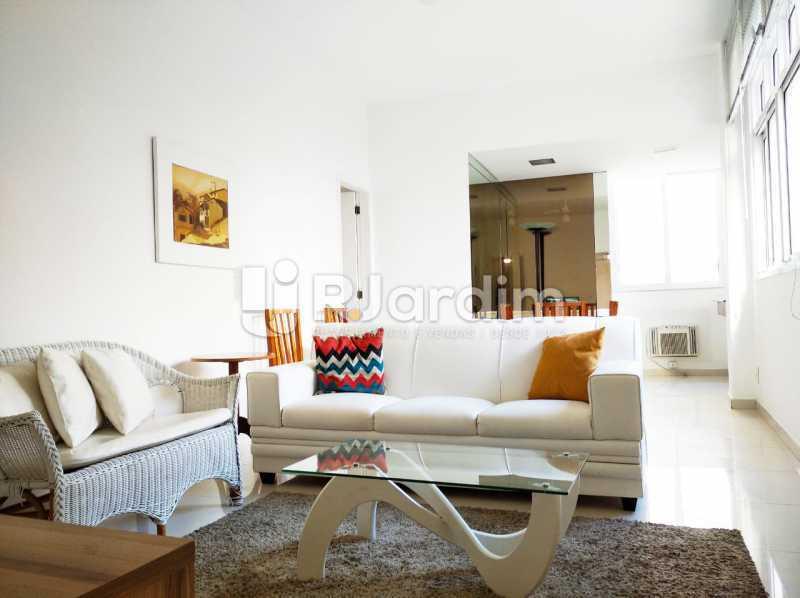 sala - Apartamento para alugar Avenida Rainha Elizabeth da Bélgica,Copacabana, Zona Sul,Rio de Janeiro - R$ 3.400 - LAAP32388 - 1