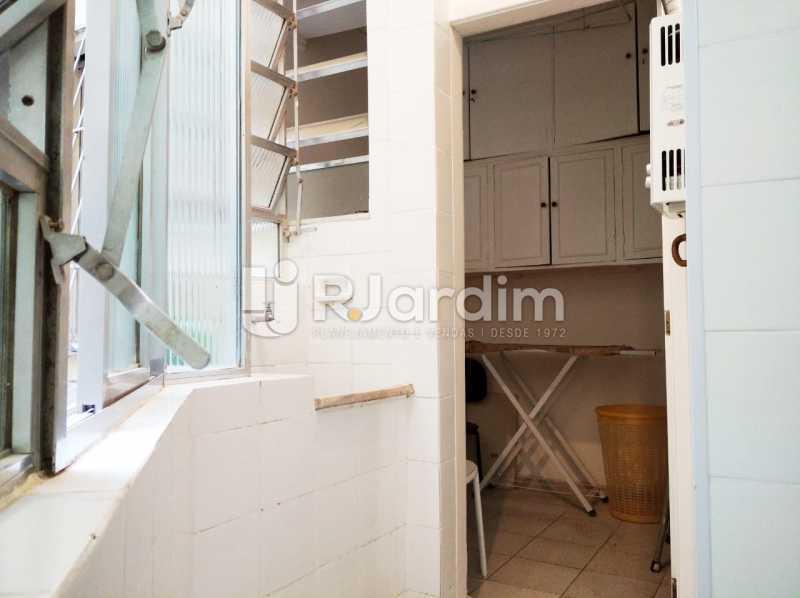 area de serviço - Apartamento para alugar Avenida Rainha Elizabeth da Bélgica,Copacabana, Zona Sul,Rio de Janeiro - R$ 3.400 - LAAP32388 - 17