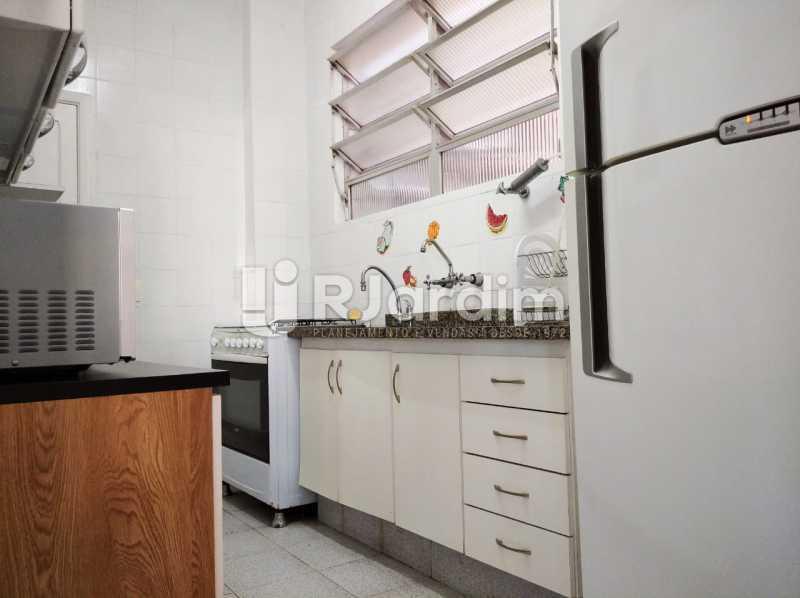 cozinha - Apartamento para alugar Avenida Rainha Elizabeth da Bélgica,Copacabana, Zona Sul,Rio de Janeiro - R$ 3.400 - LAAP32388 - 15