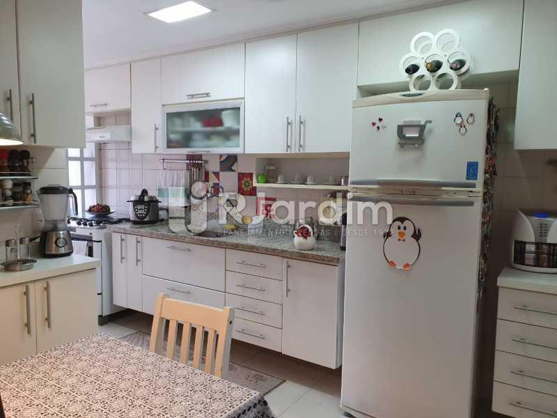Copa-cozinha - Apartamento para alugar Rua Leite Leal,Laranjeiras, Zona Sul,Rio de Janeiro - R$ 4.800 - LAAP32389 - 19