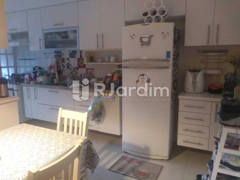 Copa-cozinha - Apartamento para alugar Rua Leite Leal,Laranjeiras, Zona Sul,Rio de Janeiro - R$ 4.800 - LAAP32389 - 18