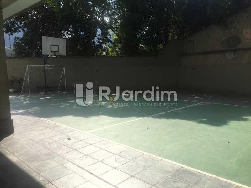 Quadra - Apartamento para alugar Rua Leite Leal,Laranjeiras, Zona Sul,Rio de Janeiro - R$ 4.800 - LAAP32389 - 21
