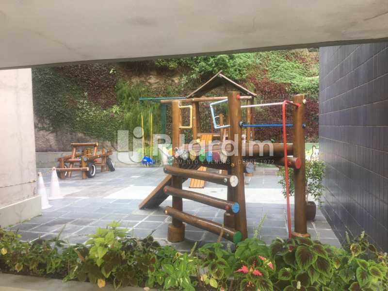 Brinquedoteca - Apartamento para alugar Rua Leite Leal,Laranjeiras, Zona Sul,Rio de Janeiro - R$ 4.800 - LAAP32389 - 20