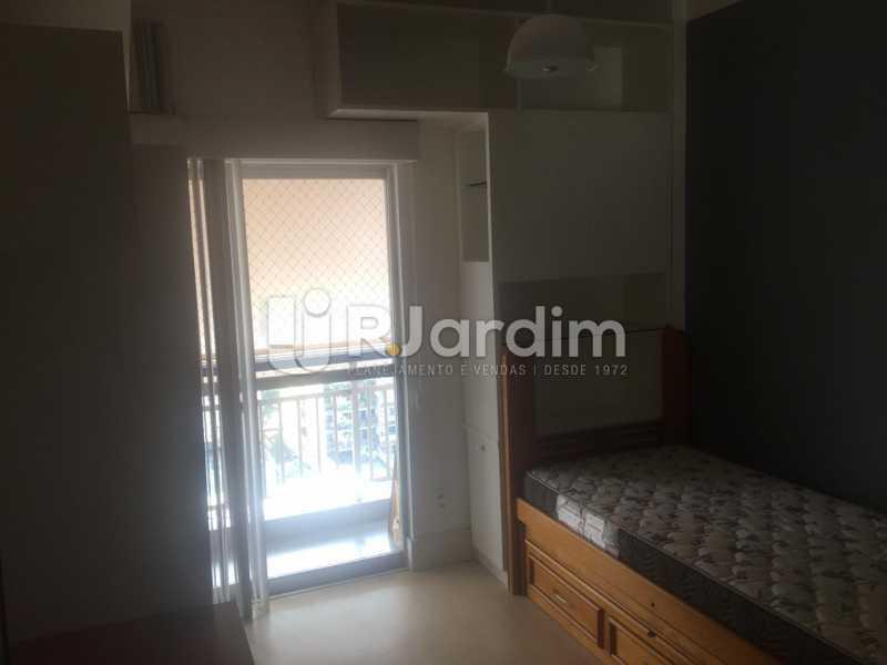 Quarto 1 - Apartamento para alugar Rua Leite Leal,Laranjeiras, Zona Sul,Rio de Janeiro - R$ 4.800 - LAAP32389 - 11