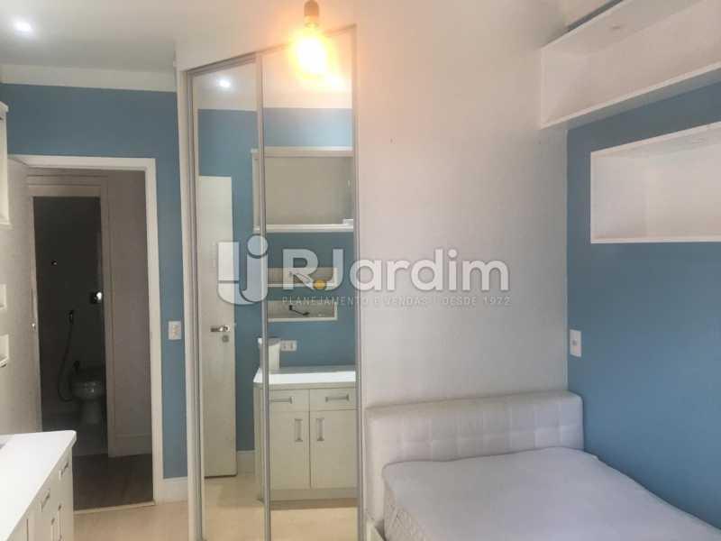 Quarto 2 - Apartamento para alugar Rua Leite Leal,Laranjeiras, Zona Sul,Rio de Janeiro - R$ 4.800 - LAAP32389 - 12