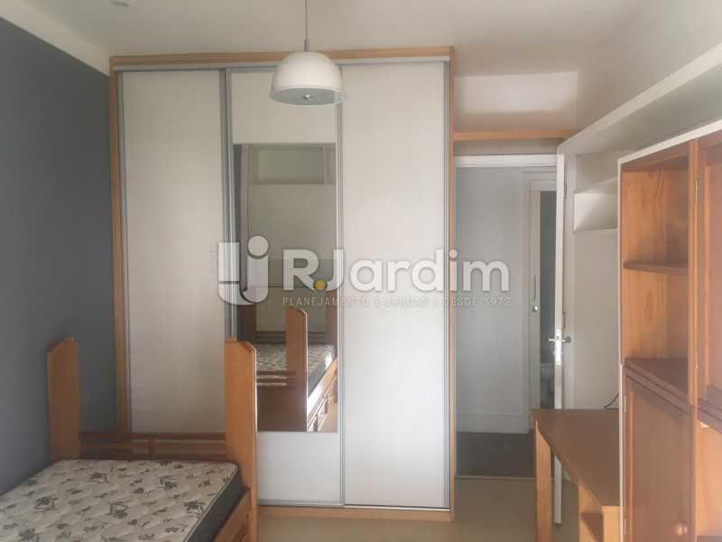 Quarto 1 - Apartamento para alugar Rua Leite Leal,Laranjeiras, Zona Sul,Rio de Janeiro - R$ 4.800 - LAAP32389 - 10