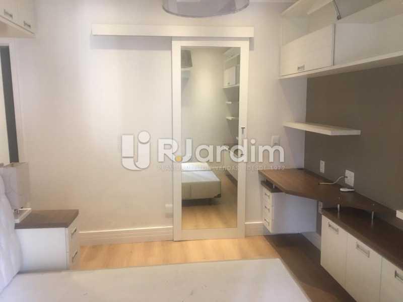 Suite - Apartamento para alugar Rua Leite Leal,Laranjeiras, Zona Sul,Rio de Janeiro - R$ 4.800 - LAAP32389 - 14