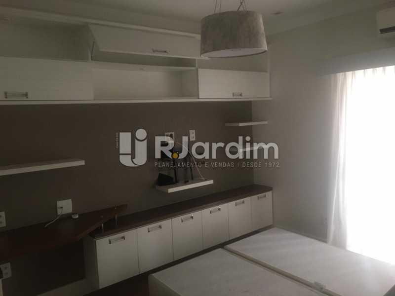 Suite - Apartamento para alugar Rua Leite Leal,Laranjeiras, Zona Sul,Rio de Janeiro - R$ 4.800 - LAAP32389 - 15