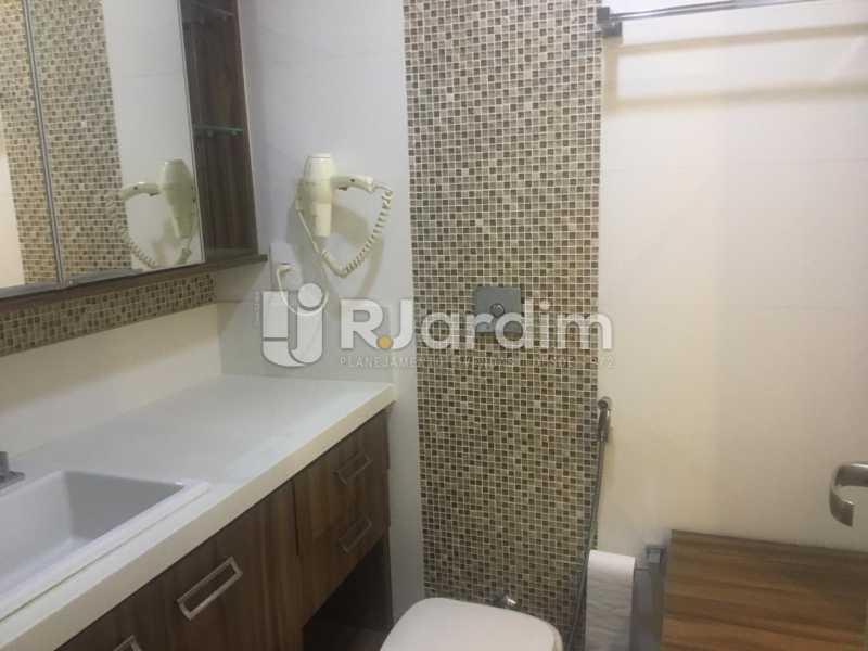 Suite - Apartamento para alugar Rua Leite Leal,Laranjeiras, Zona Sul,Rio de Janeiro - R$ 4.800 - LAAP32389 - 16