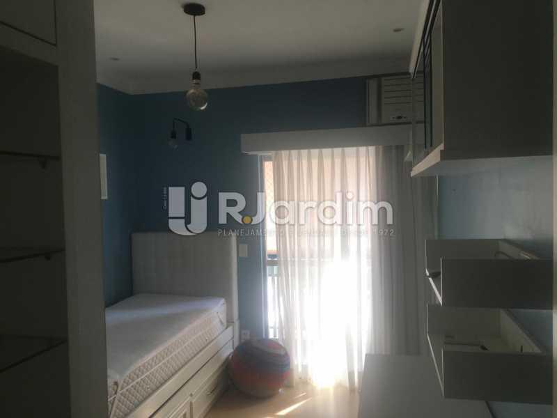 Quarto 2 - Apartamento para alugar Rua Leite Leal,Laranjeiras, Zona Sul,Rio de Janeiro - R$ 4.800 - LAAP32389 - 13
