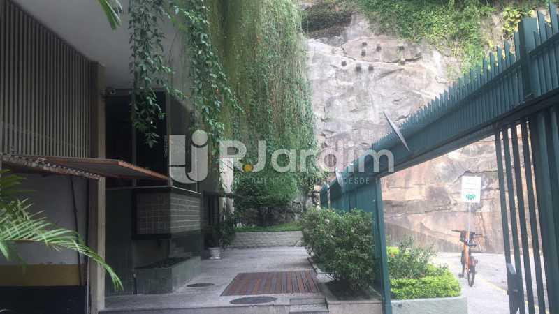 Portaria - Apartamento para alugar Rua Leite Leal,Laranjeiras, Zona Sul,Rio de Janeiro - R$ 4.800 - LAAP32389 - 1