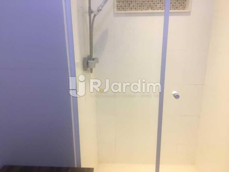 banheiro - Apartamento para alugar Rua Leite Leal,Laranjeiras, Zona Sul,Rio de Janeiro - R$ 4.800 - LAAP32389 - 22