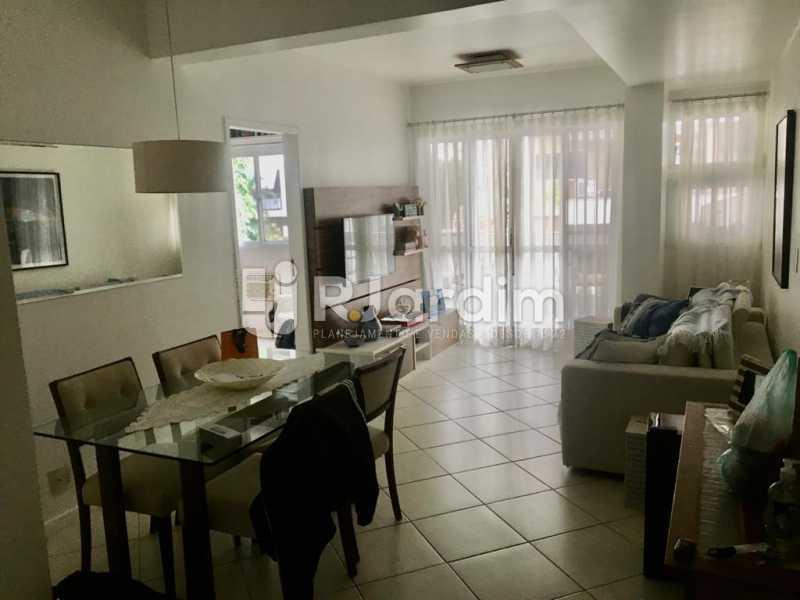 WhatsApp Image 2020-06-05 at 1 - Apartamento para alugar Rua Desembargador Burle,Humaitá, Zona Sul,Rio de Janeiro - R$ 3.000 - LAAP32391 - 6