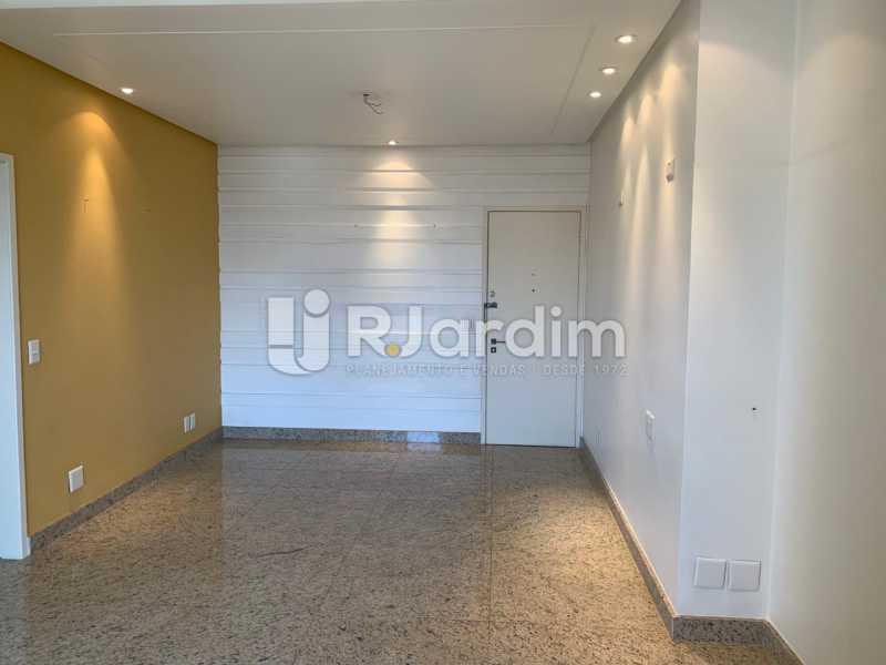 sala - Apartamento à venda Rua Marquês de São Vicente,Gávea, Zona Sul,Rio de Janeiro - R$ 1.150.000 - LAAP10430 - 4