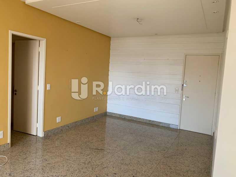 sala - Apartamento à venda Rua Marquês de São Vicente,Gávea, Zona Sul,Rio de Janeiro - R$ 1.150.000 - LAAP10430 - 5