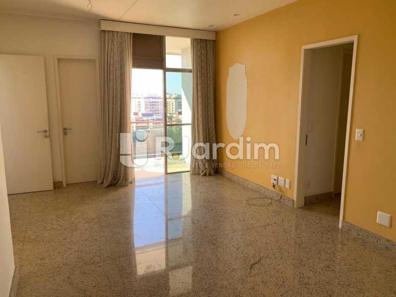 sala - Apartamento à venda Rua Marquês de São Vicente,Gávea, Zona Sul,Rio de Janeiro - R$ 1.150.000 - LAAP10430 - 6