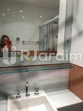 Banheiro - Apartamento à venda Rua Marquês de São Vicente,Gávea, Zona Sul,Rio de Janeiro - R$ 1.150.000 - LAAP10430 - 10