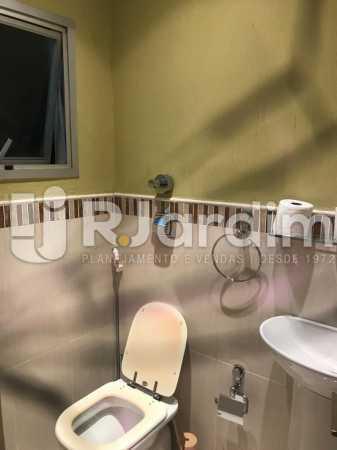 Banheiro - Apartamento à venda Rua Marquês de São Vicente,Gávea, Zona Sul,Rio de Janeiro - R$ 1.150.000 - LAAP10430 - 13