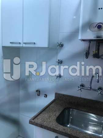 área - Apartamento à venda Rua Marquês de São Vicente,Gávea, Zona Sul,Rio de Janeiro - R$ 1.150.000 - LAAP10430 - 15