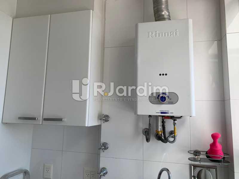 área - Apartamento à venda Rua Marquês de São Vicente,Gávea, Zona Sul,Rio de Janeiro - R$ 1.150.000 - LAAP10430 - 18